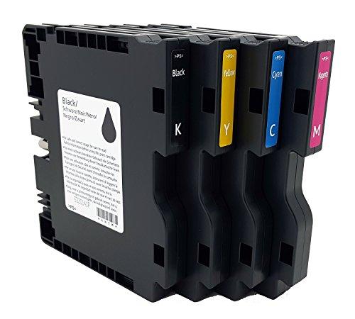 Ricoh GC41 Gel-Druckerpatronen, Multipack (nicht für Sublimationsdruck)