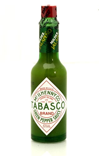 Salsa Tabasco Verde 57 ml