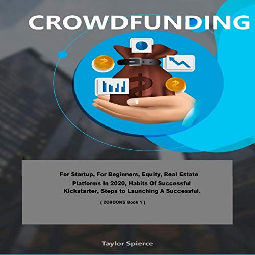 Crowdfunding cover art