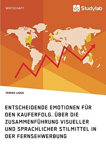 Entscheidende Emotionen für den Kauferfolg. Über die Zusammenführung visueller und sprachlicher Stilmittel in der Fernsehwerbung