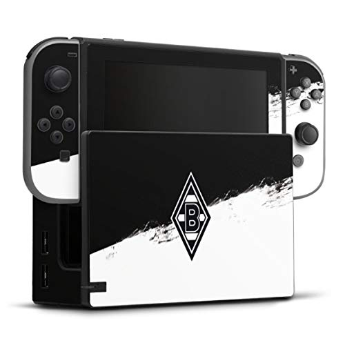 DeinDesign Skin kompatibel mit Nintendo Switch Folie Sticker Borussia Mönchengladbach Gladbach Bundesliga