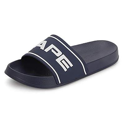 Red Tape Men's Rff0084 Slide Sandal
