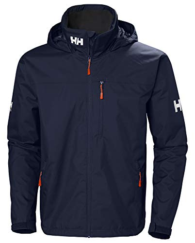 Helly Hansen Crew Hooded Jacke, blau, XL, 33875