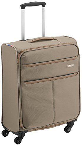 American Tourister Bagaglio a mano Colora III Spinner S Strict 39 liters Beige (Greige) 59106_2097