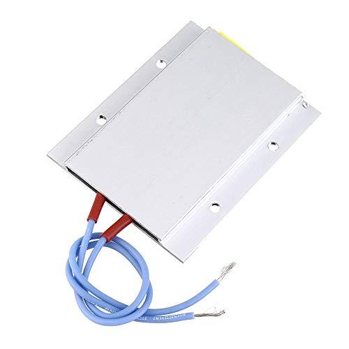 Conjuntos y componentes electrónicos DIY AC220V 150W 150 Grados 77x62x6mm Elemento de calefacción PTC Temperatura Constante PTC Calentador de Aluminio