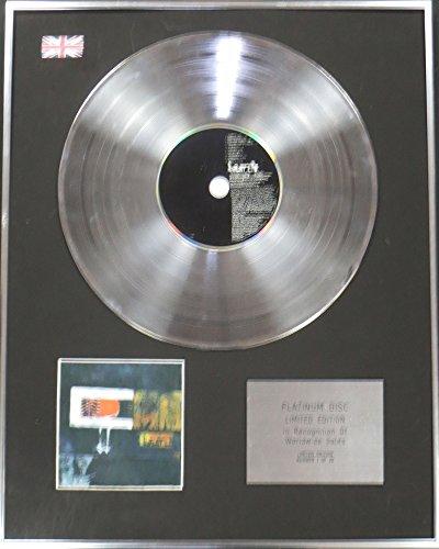 Lamb–Ltd Edition CD Platinum Disc–Lamm