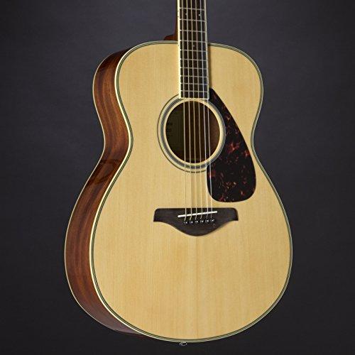 ヤマハYAMAHAアコースティックギターFSSERIESナチュラルFS820