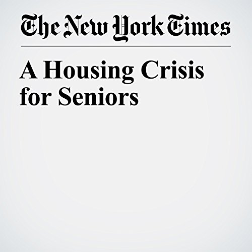 A Housing Crisis for Seniors copertina