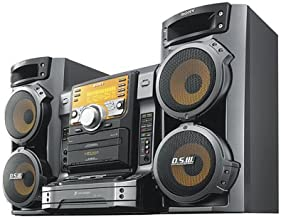 Sony LBT-ZX6 Mini Hi-Fi Component System (Discontinued by Manufacturer)