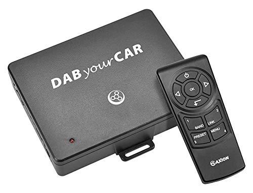 DAB+ Nachrüstbox DAB212STD an vorhandenes OEM-Radio oder Navi