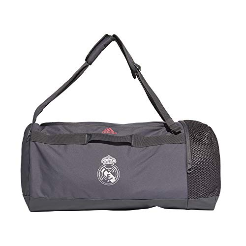 adidas REAL DU M Sports Bag, Unisex Adults, Gricin/White/Rospri, One Size