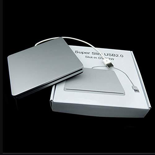 ClookYeed - Aspiradora para ordenador portátil (ranura USB 2.0 ultrafina, grabadora de...