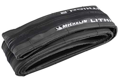 Michelin LITHION 2 A/F V3 Cubierta para Bicicleta, Deportes y Aire Libre, Gris Oscuro, 700X23