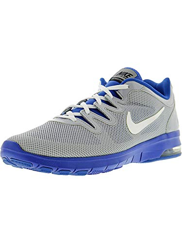 Nike Training Air Max Fusion for Women's Grey/Blue Color (9.5)