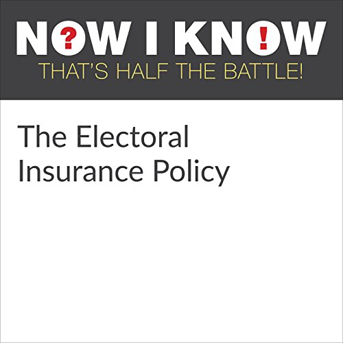The Electoral Insurance Policy cover art