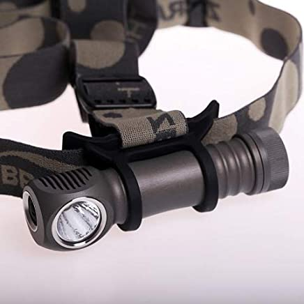 Zebralight H600d Mk IV 18650 XHP50.2 5000K High CRI Headlamp