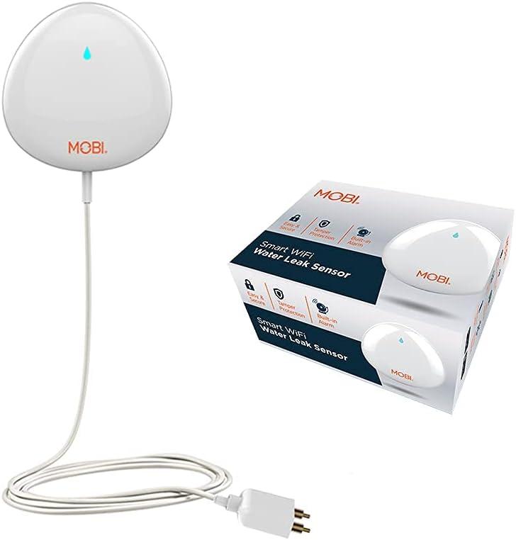 MOBI Smart Home Product WiFi Dete Water Leak 5 popular Sensor