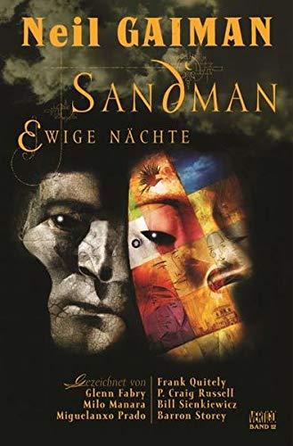 Sandman: Bd. 12: Ewige Nächte