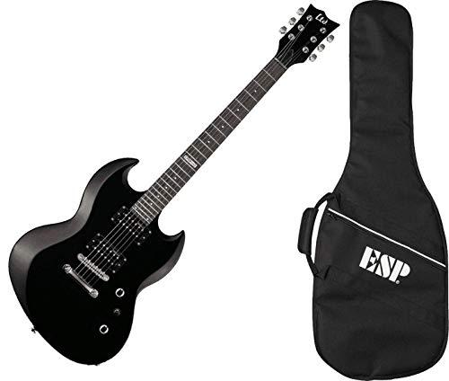 LTD Guitars & Basses VIPER-10 KIT BLK- Guitarra eléctrica