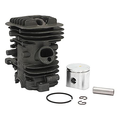 HaoYueDa Kit de pistón de Cilindro para Oleo Mac 936937938 GS370 Efco 137 MT3700 PN 50182005A