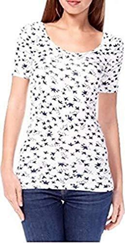 La Redoute Camiseta para mujer. Blanco 38-40