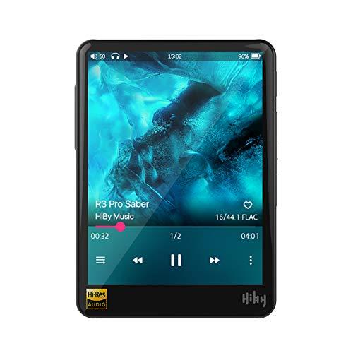 HiBy R3 Pro Saber - Lettore musicale portatile con doppio DAC