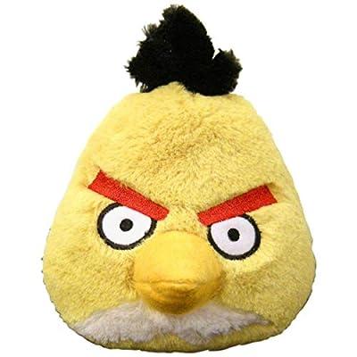 "Angry Birds 5"" Basic Plush Yellow Bird [Toy]"