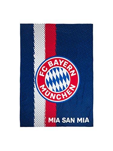 FC Bayern München Fleecedecke Fan