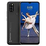 Smartphone Blackview a A70 Android 11 5380mAh Batería Grande Octa Core 3GB RAM + 32GB ROM 6.517 Pulgadas Pantalla 13MP Cámara 4G teléfono móvil