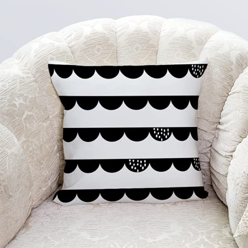 Fundas De Almohada Decorativas para El Hogar, Cojines De Sofá Simples, Fundas De Almohada De Yoga, Material Lavable De Lino
