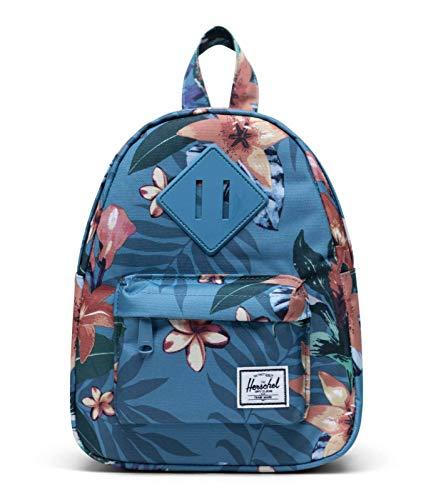 Herschel Heritage Mini Backpack Summer Floral Heaven Blue