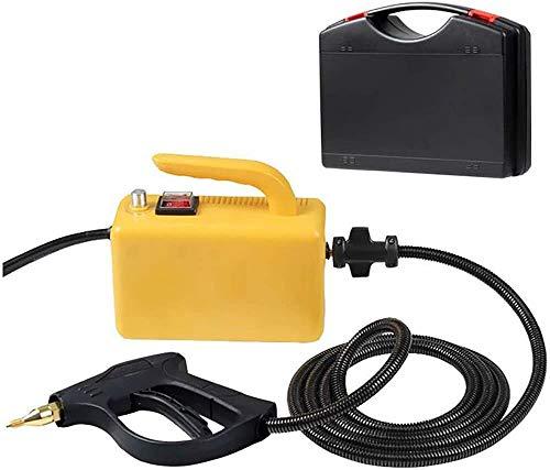 Limpiador de vapor CGOLDENWALL de alta presión de alta temperatura, portátil, máquina de limpieza automática, 2600 W para limpieza de cocina y coche de 220 V