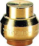 bouchon - tectite - pour cuivre / per - diamètre 22 mm - comap t30122