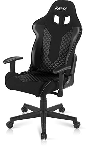 DXRacer NEX Gaming Chair Ergonomic Office Chair Comfortable Desk Chair High Back...