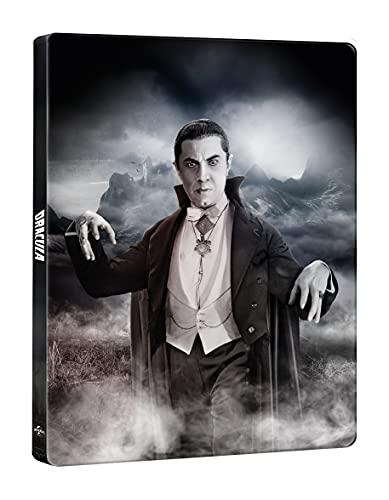 Dracula (1931) 90TH Anniversary Steelbook (4K Ultra HD + Blu-ray) (2 Blu Ray)