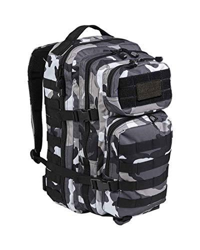 Mil-Tec US Assault Pack - Mochila (tamaño grande), diseño urbano