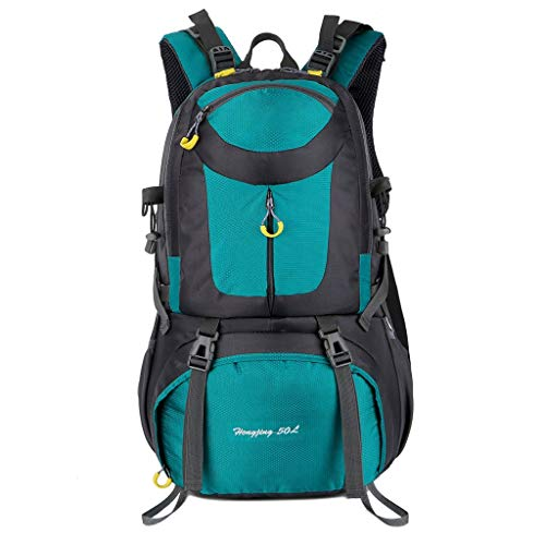 JM- Dos extérieur imperméable à l'eau Packs Sports de Grande capacité Alpinisme Sac à Dos Loisirs Voyage Sac à bandoulière Daypack