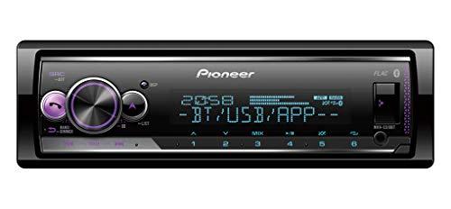 Pioneer MVH-S510BT - Sistema de Audio para Coche, Color Negro