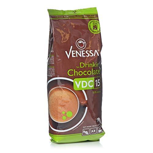 Venessa VDC 15 Trinkschokolade 10 x 1kg Kakao