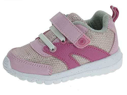 Beppi Unisex Baby Zapatos Sneaker, Rose, 19 EU