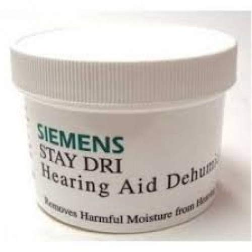 New Siemens Stay Dry Hearing Aid Dehumidifier