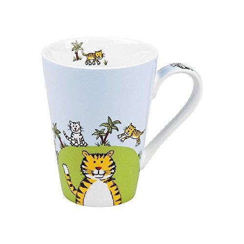 Könitz Becher Globetrotter - Tiger
