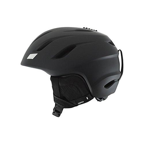 GIRO(ジロ) スキー・スノーボードヘルメット アジアンフィット NINE MATTE BLACK Sサイズ 7073278
