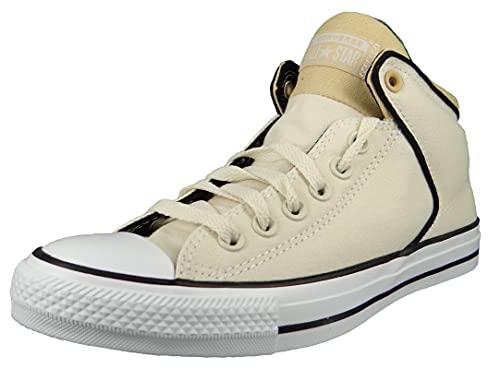 Converse Herren Mid Sneaker Chuck Taylor All Star HIGH Street 170935C Creme, Groesse:41.5 EU