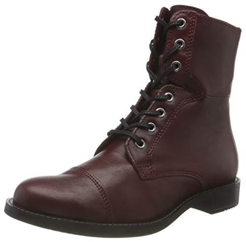 ECCO Damen Sartorelle 25 Greywolf TR Ankle Boot, Rot (SYRAH), 39 EU