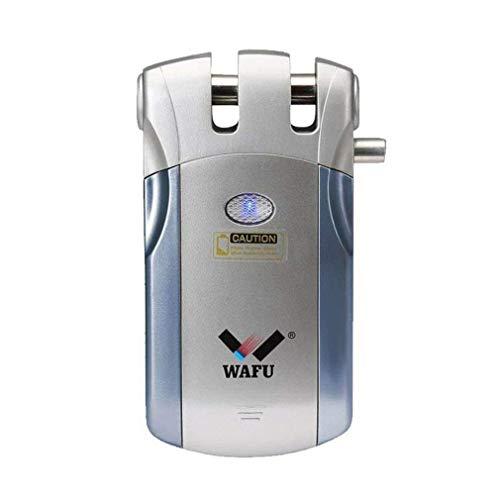 WF-019 Cerradura Inalámbrica Inteligente 433mHZ Cerradura Control Remoto...