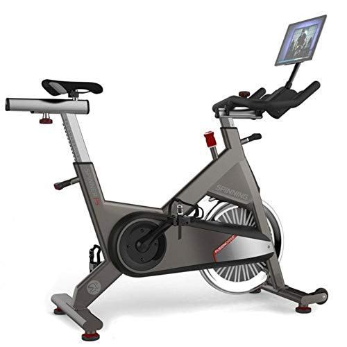 Spinning P1 Chain-Drive Spin Bike Includes Tablet Mount and Cadence Sensor