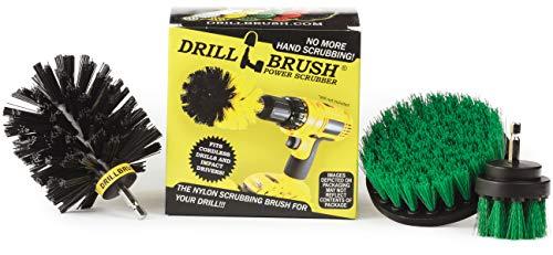 Drillbrush Hidromasaje, azulejos y el Kit de Limpieza de ducha giratoria de...