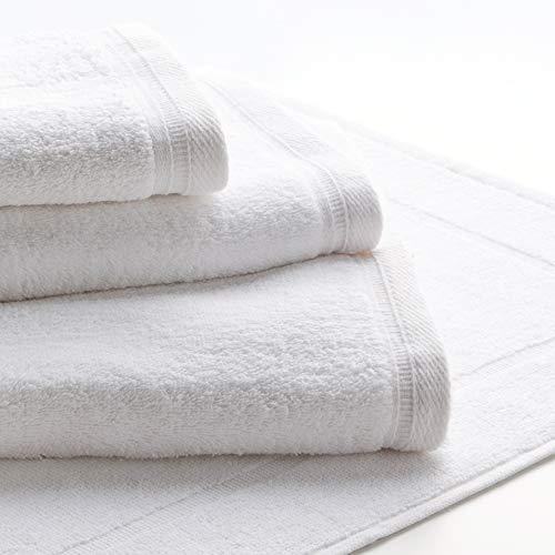 DHestia Hostelería - Toallas Hotel Blancas 100% Algodón