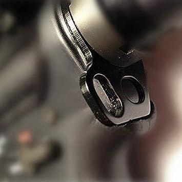 XBF-Armas de Aire comprimido, Adaptador de Montaje Caza Fin de Doble Placa de la Honda de Bucle Handed ambidiestro for Honda del Rifle de Montaje Accesorios de Caza